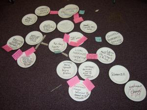 Stepping stones to strategy