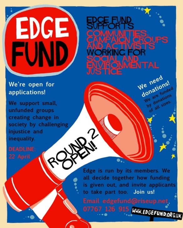 Edge Fund round 2 open
