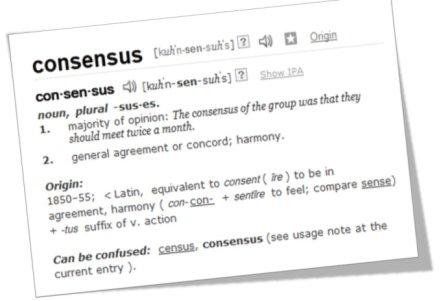 consensus-definition